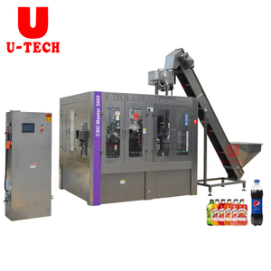 2500BPH Soft Drink Filling Machine