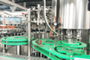 3000 - 5000BPH Automatic Glass Bottle Alcoholic Beverage Soft Drink Wine Filling Bottling Machine Production Line Plant