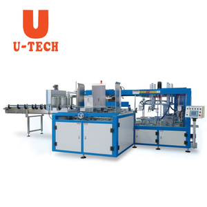 Wrap Around Carton Box Packing machine
