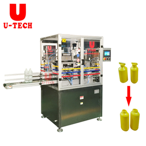 Automatic Bottle Neck Cutting And Triming Machine